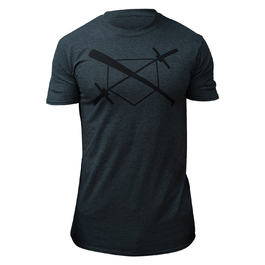 BARBELLS BASEBALL T-Shirt - The X