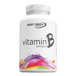 Best Body Nutrition Vitamin B Komplex (100 Kapseln)