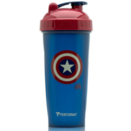 PerfectShaker Avengers Infinity War Series (800ml) - Captain America