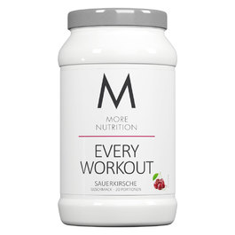 MORE NUTRITION Every Workout | Trainingsbooster (700g)