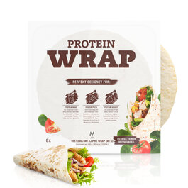 More Nutrition Protein Wrap (320g | 8 Stück)