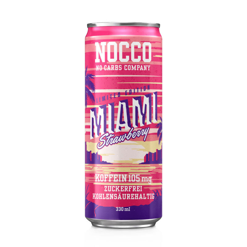 Nocco Strawberry