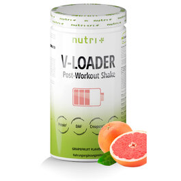 Nutri+ V-Loader - Vegan Post-Workout Shake (750g)