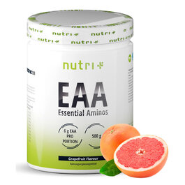 Nutri+ Veganes EAA Instant Pulver (500g)