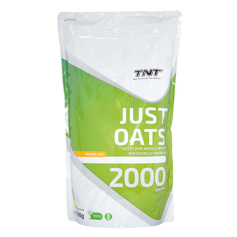 TNT - Just - Oats - 2000g