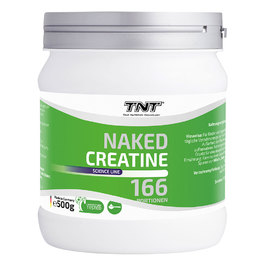 TNT Naked Creatin Pulver (500g)