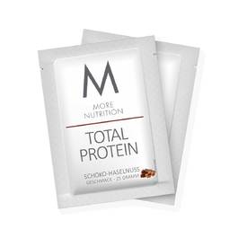 MORE NUTRITION Total Protein Probe | Portion (2x25g)