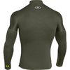 under-armour-infrared-pullover-reißverschluss-riffle-green-back