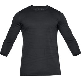 UNDER ARMOUR Threadborne T-Shirt Utility, 3/4-Ärmel
