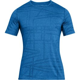 UNDER ARMOUR Threadborne Elite Heatgear T-Shirt, kurzärmlig