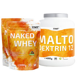 TNT Weight-Gainer Bundle